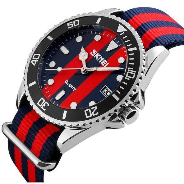 British Style 30M Waterproof Watch