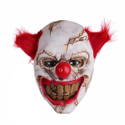 Scary Clown Mask - Toynana.com
