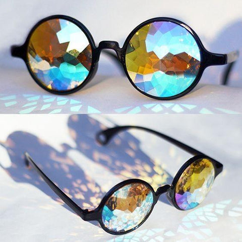 Summer Kaleidoscope Sunglasses