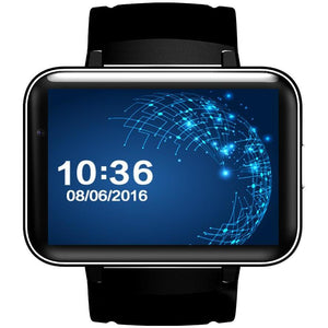 ***Special Promotion *** MZ88 Big Screen Premium Android Smartwatch Phone - Toynana.com