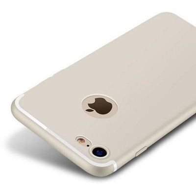Luxury Matte Soft Silicon Case for iPhone - Toynana.com