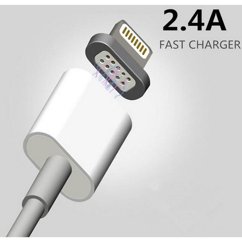 Fast Magnetic Charger iOS / Android - Toynana.com