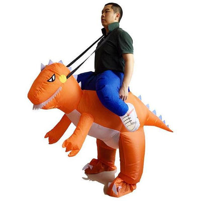 BRONTO™ Inflatable Halloween Costume For Adults & Kids - Toynana.com
