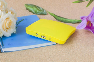 Portable Solar Power Bank - Toynana.com