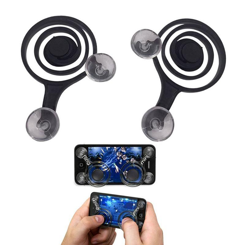 Silicone Analog Joystick Mobile Game