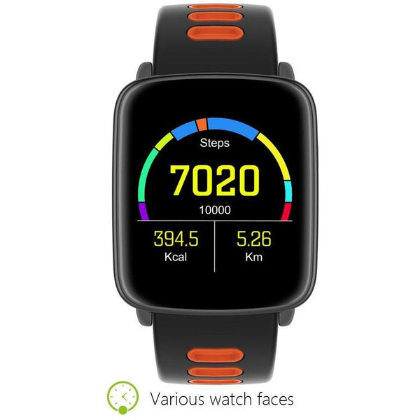 ***Special Promotion *** MKT68 Premium Waterproof Android iOS Smartwatch
