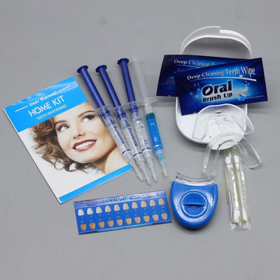Teeth Bleaching Whitening Kit 2.0 - Toynana.com