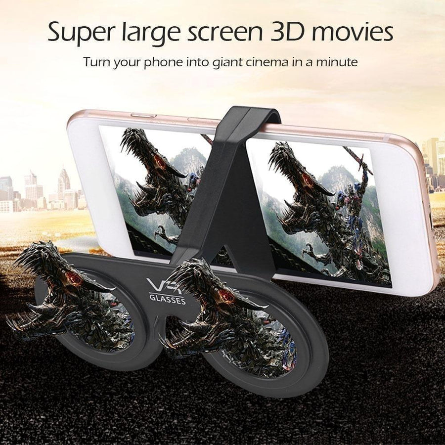 3D VR Phone Glasses