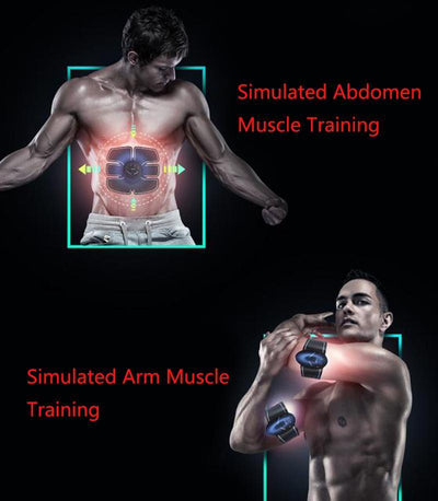 Muscle Stimulator Exercise