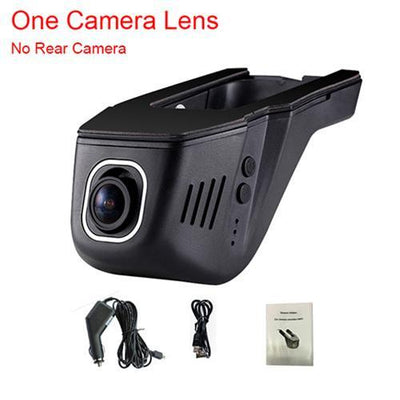 Dual Vehicle HD Cam Recorder