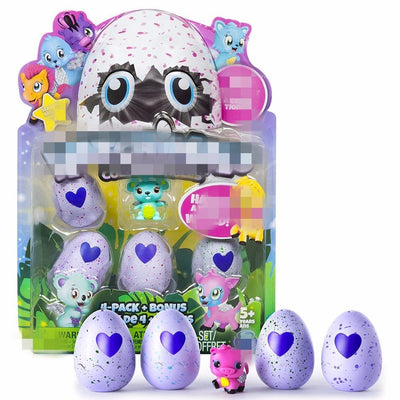 Interactive Hatchable Egg - Toynana.com