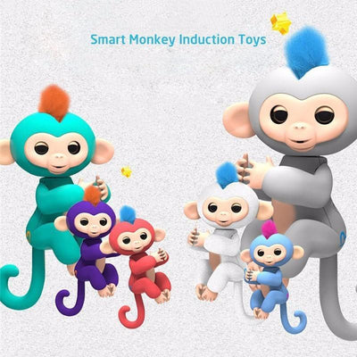 Fingerlings Monkey Smart Interactive Toy - Toynana.com