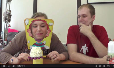 The Pie Face Challenge - Toynana.com