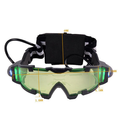 Cool Adjustable Night Vision Goggles - Toynana.com