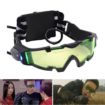 Cool Adjustable Night Vision Goggles