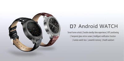 GS7 Google Play iOS Android Smartwatch