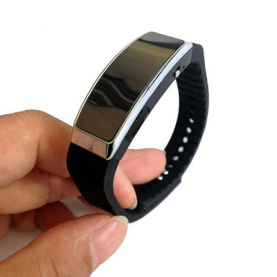 Spy Voice Recorder Smart Bracelet - Toynana.com