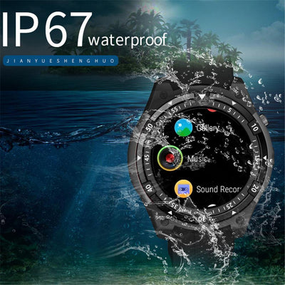 T30 Heart Rate Smartwatch - Toynana.com