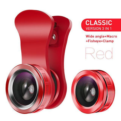 2 in 1 Phone Camera Wide Angle Lens - Toynana.com