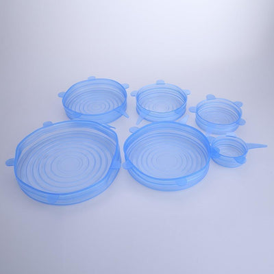 6 Pack STRETCH LIDS - Toynana.com