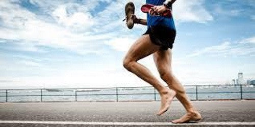 A simple method to trick your body into flawless barefoot running form (even if you've never run barefoot)