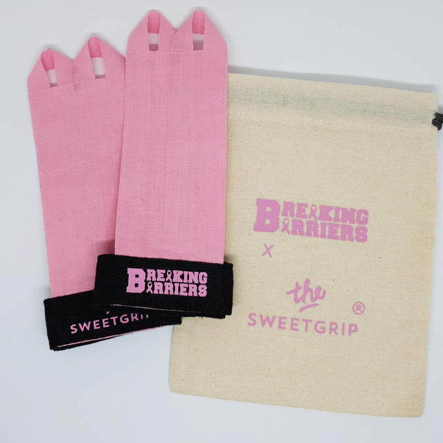 The Sweetgrip Breaking Barriers
