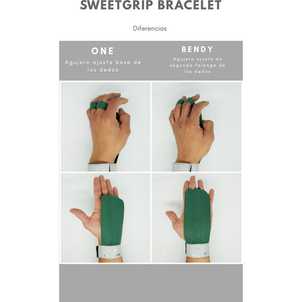 Sweetgrip Bracelet One