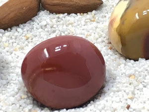 Jasper: Mookaite: Tumbled Medium