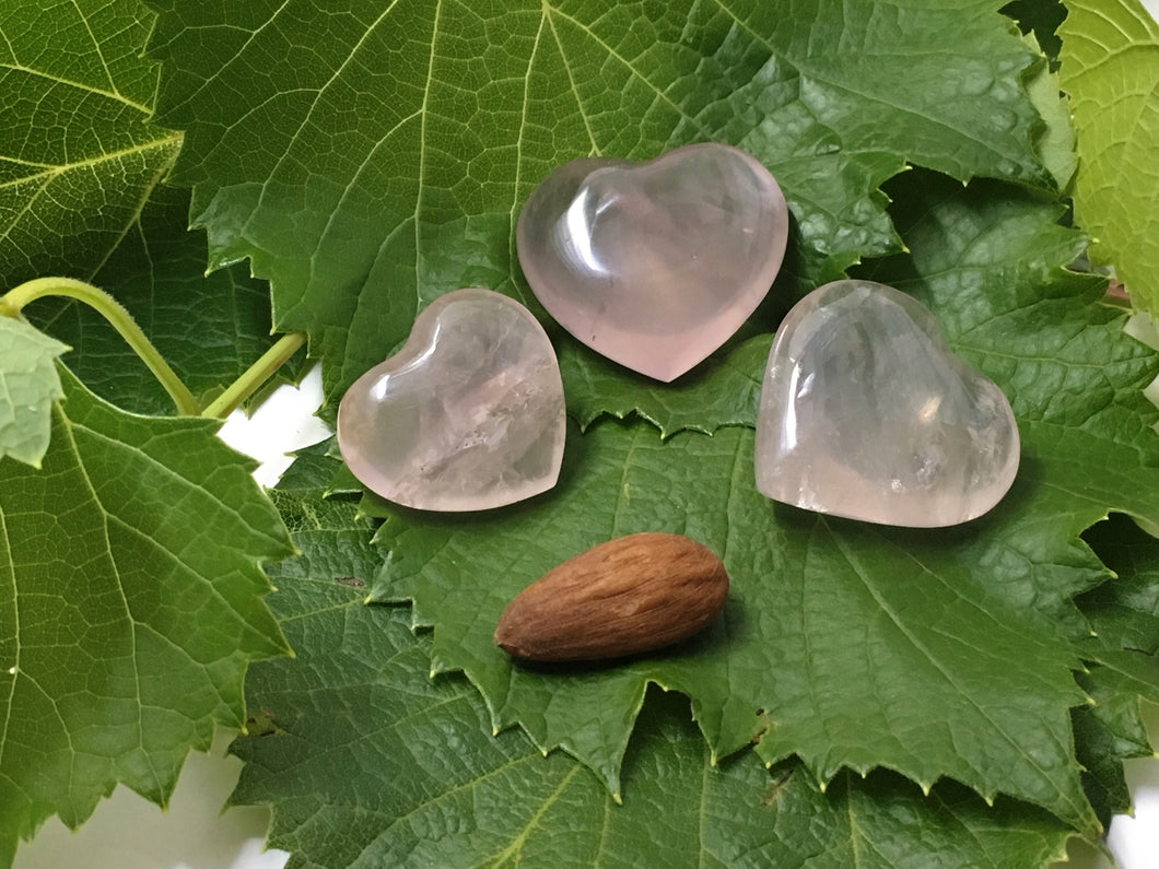 Rose Quartz: Heart  (1