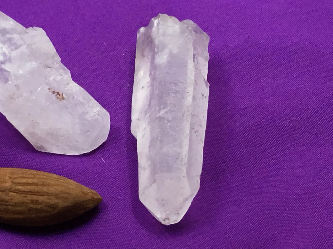 Quartz:  Clear Point