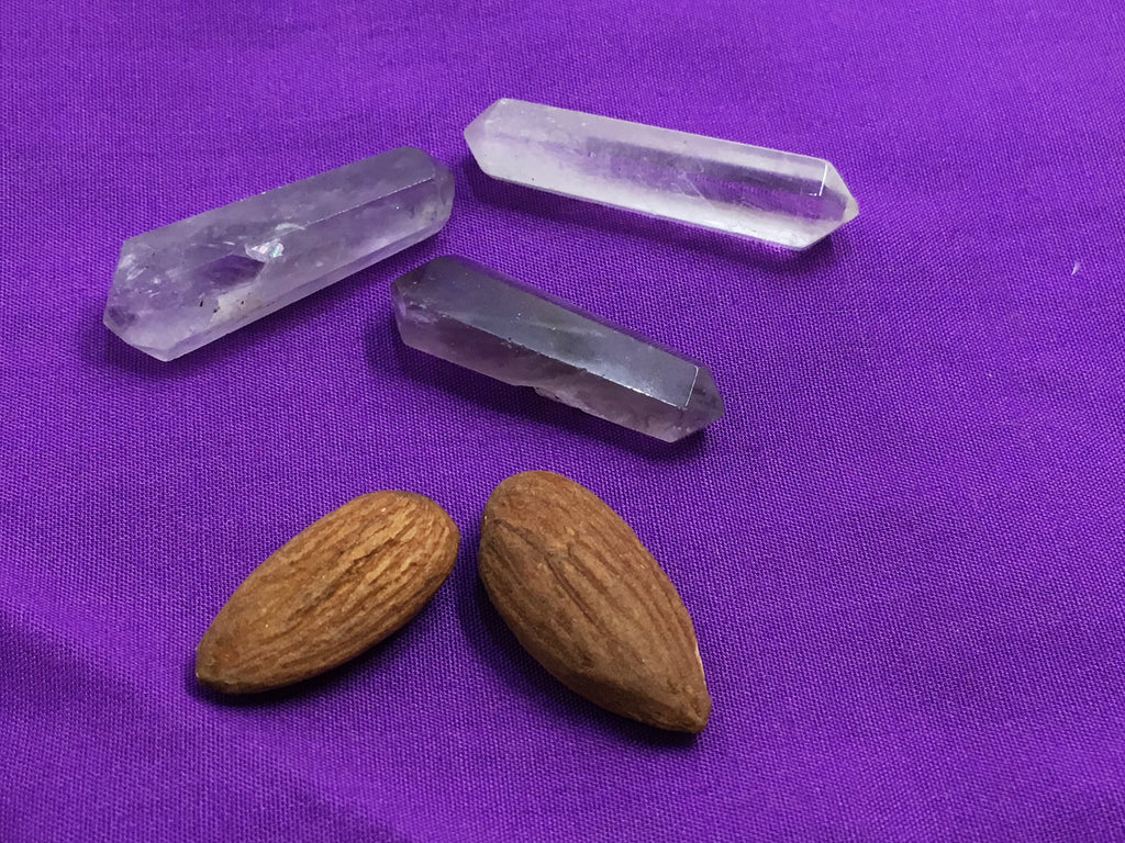 Amethyst - Double Terminated Polished Points (small)