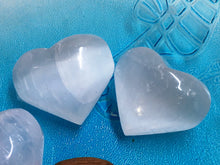 "Selenite: Hearts (1.5"")"