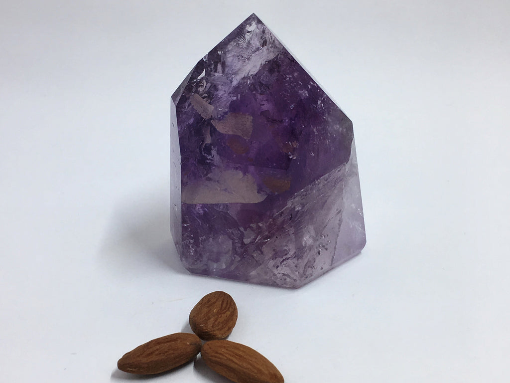 Amethyst - Polished Standing Point (Medium)
