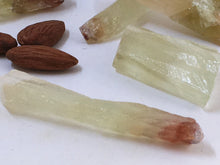 Calcite: Green Shards