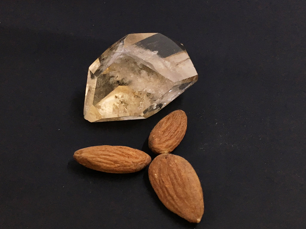 Citrine: Polished Point (Sm.)