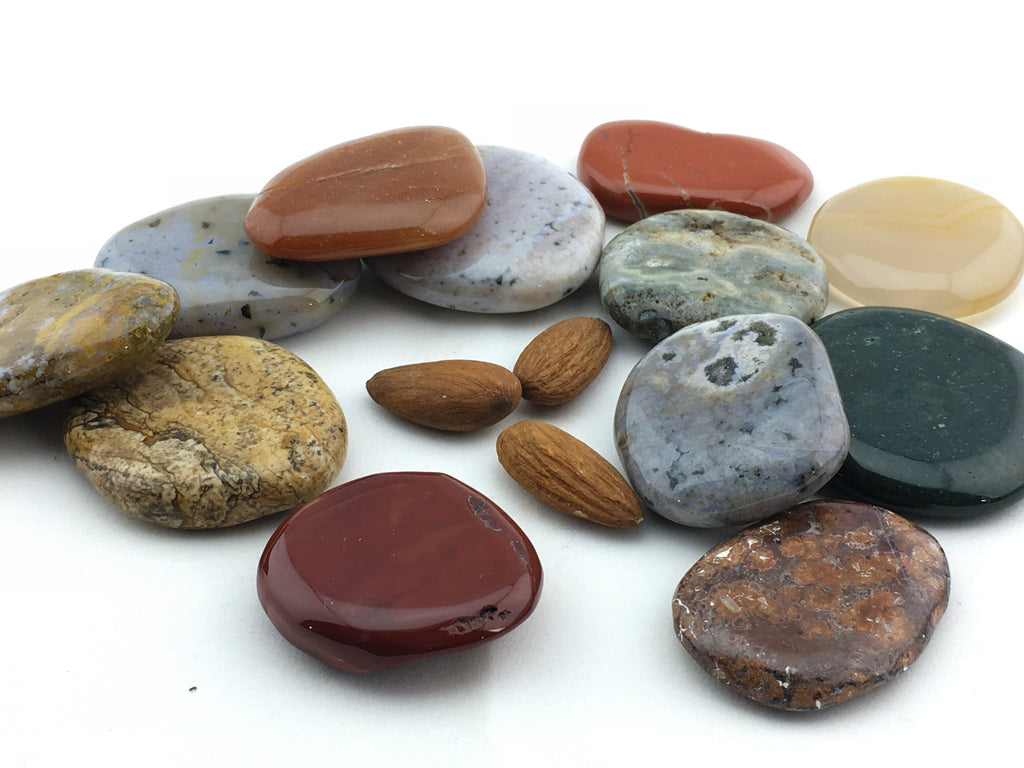 Jasper Assorted : Pocket