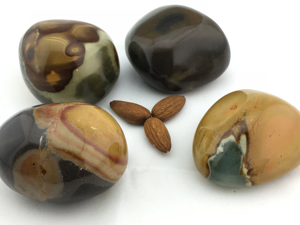 Jasper (Polychrome): Palm
