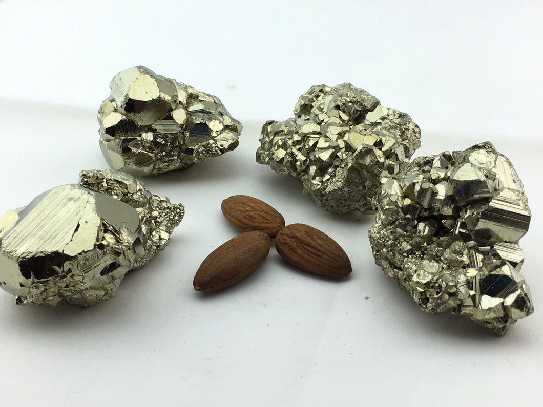 Pyrite: Cubic Cluster Large