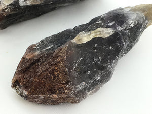 c Amethyst Cacoxenite - Natural Points/Teeth (Super 7 Like)