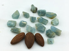 Aquamarine - Naturally Faceted Chunks