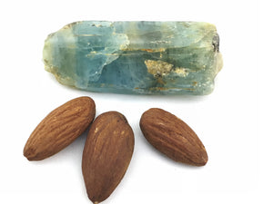 Aquamarine - Naturally Faceted Chunk