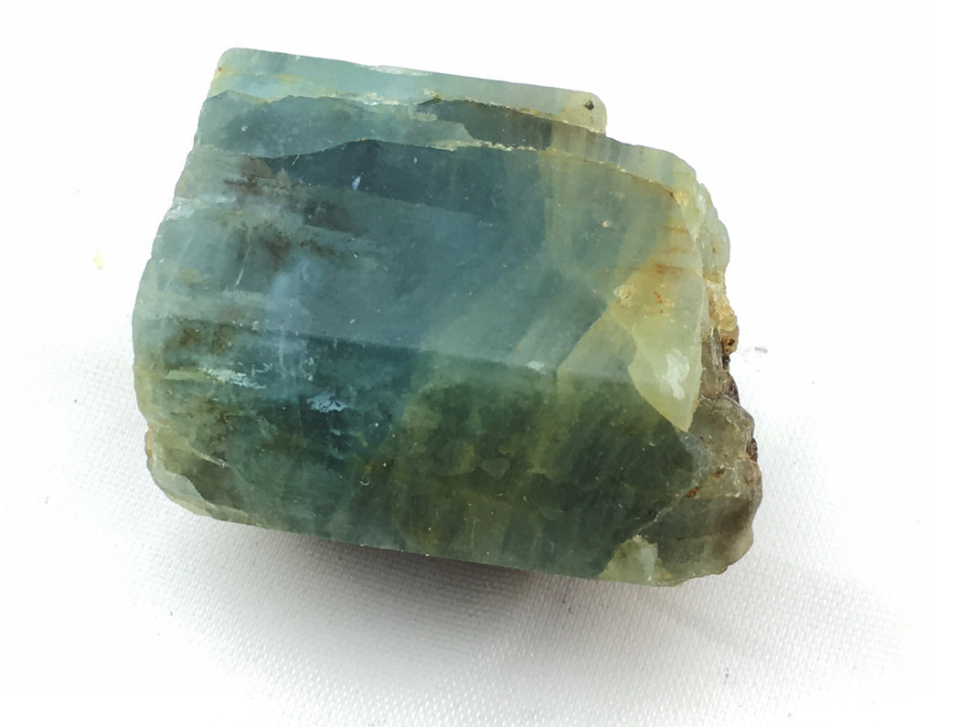 Aquamarine - Naturally Faceted Chunk (Medium)