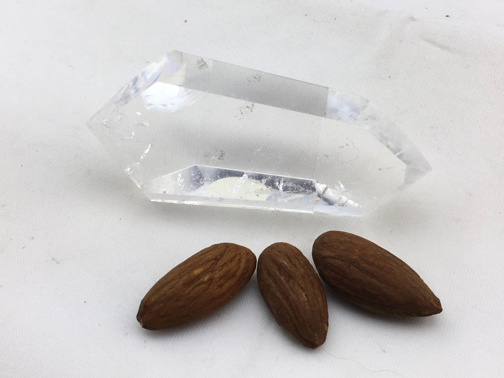 Quartz Clear: Polished Double Terminated Points