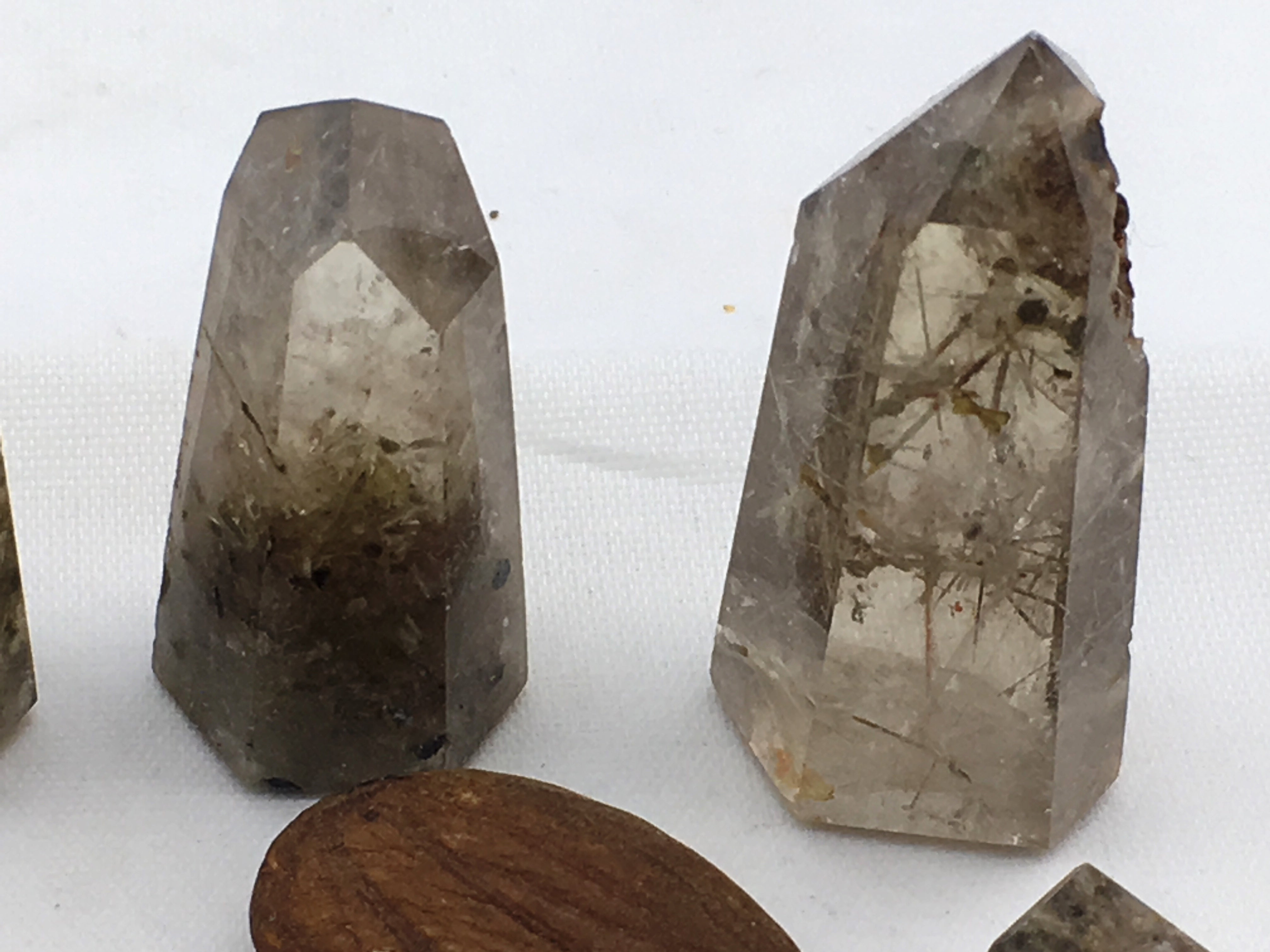 Quartz: Shaman Standing Points