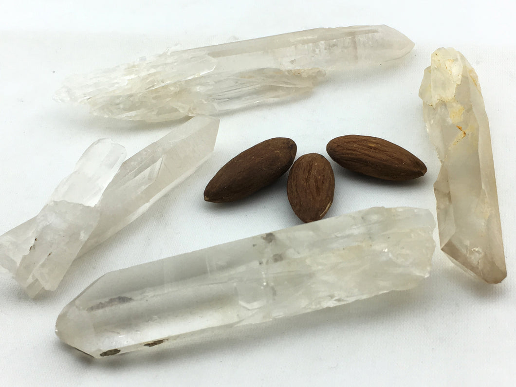 Quartz Lemurian:  Singing Points