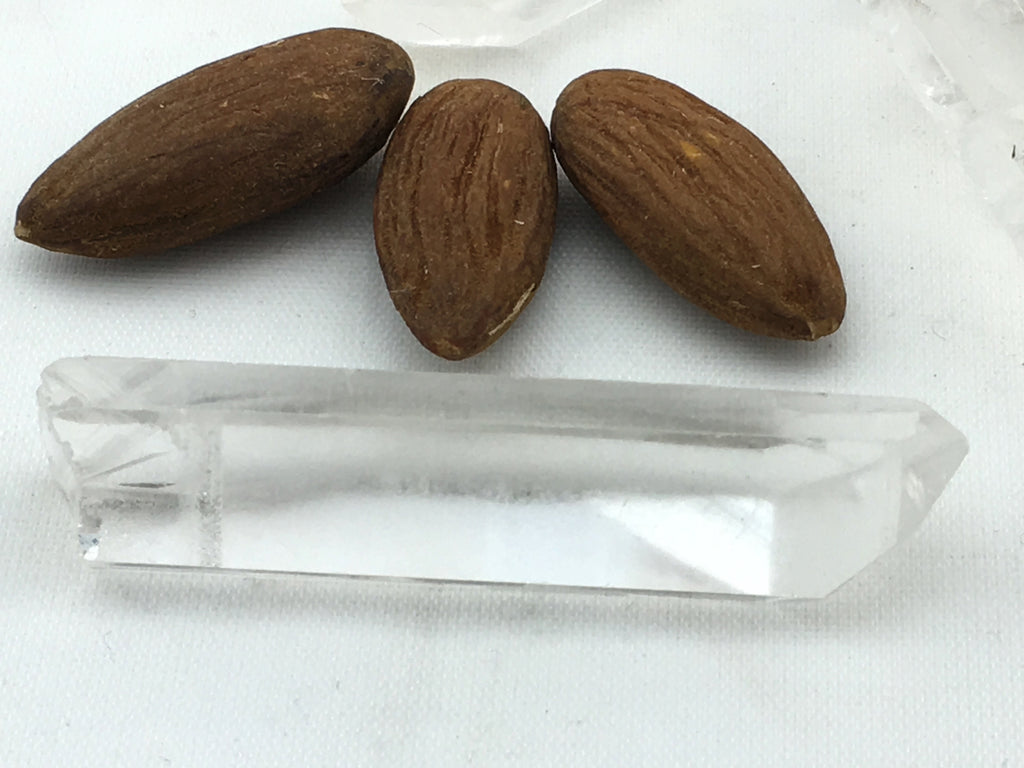 Quartz:  Lemurian Singing Points
