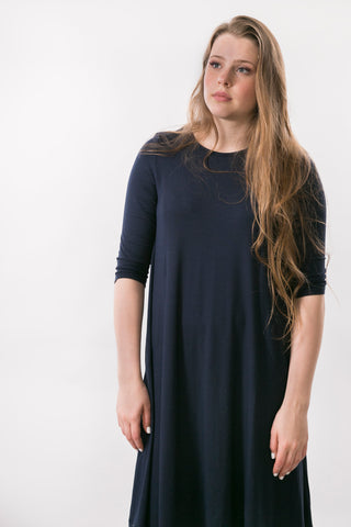 The Nursing Swing - Navy Blue