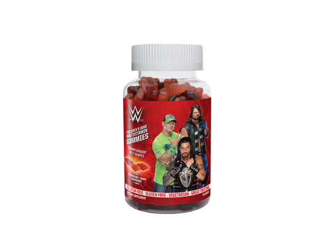 WWE Multi-Vitamin Gummies - 70 Count