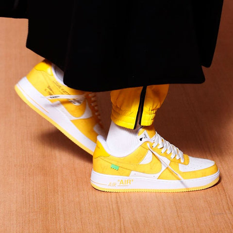 Louis Vuitton Collaborates with Nike