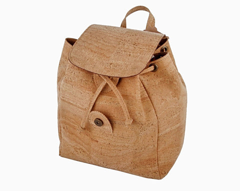 100% Vegan Cork Backpack